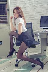 WORK TIME (huangdid) Tags: ol 陳思綺 琴棚 fujifilm xt2 xf35