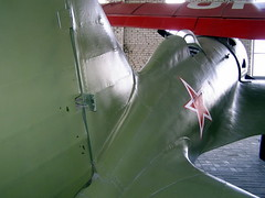 "Polikarpov I-16 26 • <a style=""font-size:0.8em;"" href=""http://www.flickr.com/photos/81723459@N04/25813811177/"" target=""_blank"">View on Flickr</a>"