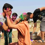Holi Playing (3)