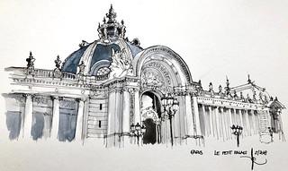 PARIS Le Petit Palais