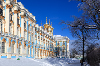 Catherine Palace. Church of Resurrection 5.