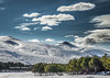 (Ignacio Ferre) Tags: madrid sierradeguadarrama puertodelamorcuera españa spain montaña mountain nieve snow paisaje landscape nube cloud cielo sky pino bosque ladera