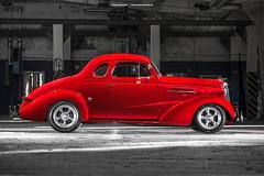 1937 Chevrolet Master De Luxe  - Shot 5 (Dejan Marinkovic Photography) Tags: 1937 chevrolet chevy hotrod hot rod street streedrod custom american classic car coupe