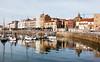 Marina _3875 (hkoons) Tags: bay biscay western europe atlantic european gijon iberia spain spanish coast coastal fish ocean port sea