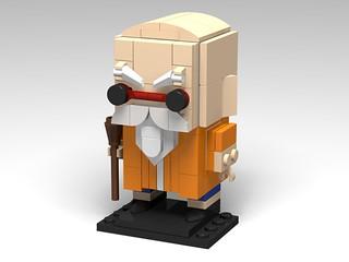 Master Roshi, Dragon Ball Z BrickHeadz