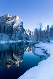 Three Brothers Yosemite
