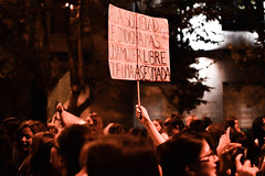 (Anabel Zequeira) Tags: 8m 8demarzo diadelamujer internationalwomensday march marcha lucha fight nonoscallanmas nomeansno noesno grandaughters witches brujas empoderadas power womanpower womanrights humanrights women streets street revolucion revolution feminism feminismo feminist feminista