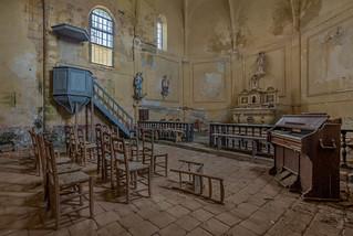Chapelle aux tiques