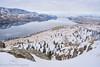 Kamloops Lake, BC (imageseekertoo (Wendy Elliott)) Tags: bchwy1 britishcolumbia frasercanyon fraserriver hwy1 kamloopslake winter20172018 snow wendyelliott wendyelliottphotography