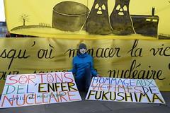 Voltuan...le message (PASCAL.VAN) Tags: manifestation paris protest nucléairestop yongnuo voltuan