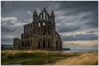 Coastal abbey