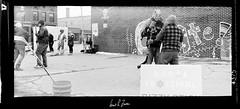 H107.22 (louis.r.zurn) Tags: hasselblad hasselblad500cm hc110 ilfordhp5 ilford ilfordfilm film filmphotography 120film 6x23 vpan custom modification 60mmlens zeisslens zeiss60mmc fargo fargonorthdakota local localevent eventphotography people peopleoffargo