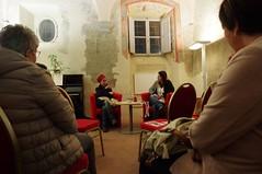 IMGP4888 (i'gore) Tags: montemurlo teatro fts salabanti fondazionetoscanaspettacolo donna donne libertà felicità ritapelusio satira ironia marcorampoldi pemhabitatteatrali