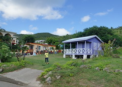 Hurricane damage to houses (Andy Coe) Tags: cruise ship thomson marella discovery caribbean british virgin islands hurrcane 2017 devastation damage property cars houses homes