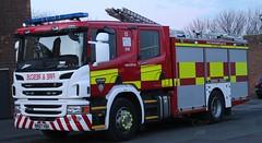 NK67 VBA (Ben - NorthEast Photographer) Tags: cleveland fire brigade 2017 brand new volvo pumping appliance pump hartlepool station i3 rtc water rescue hazmat truck