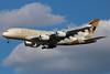 "A6-API | Airbus A380-861 | Etihad Airways (w/""Louvre Abu Dhabi"" logos) (cv880m) Tags: newyork kennedy jfk kjfk aviation aircraft airliner airplane jetliner airline a6api airbus a380 388 380861 etihad etihadairways abudhabi fromabudhabitotheworld louvre art museum superjumbo"