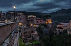 Acropoli - Tivoli (Andreas Laimer) Tags: tivoli panorama sony rx100 mark 3 colore contrasto