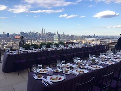 CitiGroup EDR's First Terrace Dinner