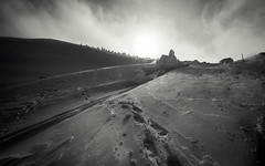 774830 (lottetoppo) Tags: olympus omd em1mark2 em1mkii 714mm blackwhite snow winter mountain