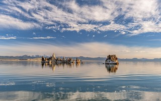 *Mono Lake @ South Tufas morning*