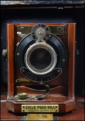 Rochester Camera Co. Cycle Poco No.1 (01) (Hans Kerensky) Tags: rochester camera co cycle poco no1 4x5 anso ilex general shutter burke james the ideal copying lens