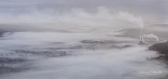 Castleton in the Mist (kieran_metcalfe) Tags: 80d castleton landscape smoke mist derbyshire industry 3leggedthing peakdistrict hope factory countryside soft formatthitech paintery cloud leadingline haze diagonal fog impressionist canon dawn valley cindustry