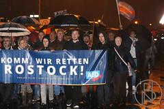 14 (nils.borgwardt) Tags: afd pegida rostock nazis 12032018 demonstration