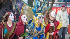 Maskenzauber an der Alster (Zarner01) Tags: 27012018 hamburg maskenball hansestadt freie maskenzauber alster an der masken venetian style venezianisch kostüm carnival karneval procession mask masks fantasie venezianischen maskenkarneval faszinierende kostüme magic canon 24105l is usm digital outdoor porträt personen eos 80d