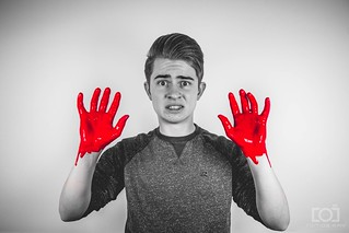 72/365 - Red-Handed