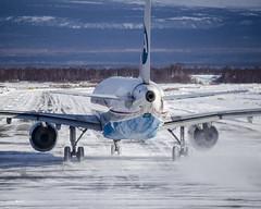 Vladivostok Avia - Airbus A320 (Zhuravlev Nikita) Tags: uhpp pkc spotting споттинг elizovo елизово aviation airplane aviationphoto airbus a320 владавиа владивостокавиа vladavia vladivostokavia