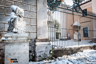 Post Neve A Roma