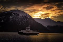 Lauvstadferja (Askjell) Tags: cold mountains møreogromsdal norway scenery sunnmøre volda winter landscape