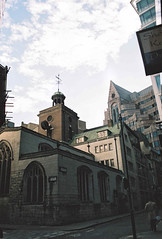 St Olave's (Matthew Huntbach) Tags: stolaves hartstreet cityoflondon ec3 church