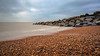 Shingle beach (PhredKH) Tags: 2470mm beach canon canonphotography coastal coastalbritain coastaltown ef2470mmf4lisusm fredkh longexposure photosbyphredkh phredkh rottingdean southcoast splendid outdoor outdoorphotography sea shore sky