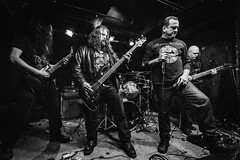 Legions Descend 8 (jarunsky) Tags: legionsdescend boston massachusetts blackdeath metal band performance greatscott