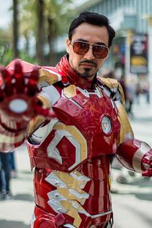 Tony Stark Iron Man