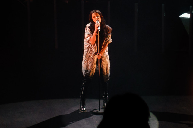Shy'm - Les Folies Bergères, Paris (2018)