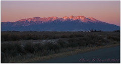 Sangre de Cristo Sunset (ctofcsco) Tags: 1100 110mm 5d 5dclassic 5dmark1 5dmarki aperturepriorityae canon colorado didnotfire digital ef28300mmf3556lisusm eos eos5d esplora evaluative explore explored f80 flashoff iso250 landscape photo pic pretty renown superzoom unitedstates usa geo:lat=3745861693 geo:lon=10593036037 geotagged alamosa mountain sky sunset