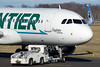 """Frontier Airlines Airbus A320-251N - N322FR """"Captain the Puffin"""" (AeroPX) Tags: aeropx airbusa320 airbusa320neo animals atlanticpuffin birds captainthepuffin caryliao ewing fraterculaarctica frontierairlines kttn n322fr nj newjersey projectpuffin ttn trentonmercercountyairport httpaeropxcom httpcaryliaocom puffins seabird"""