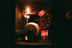 00680002 (Andrew Juhl) Tags: fujifilm klasse natura 1600 knife sharpening brooklyn