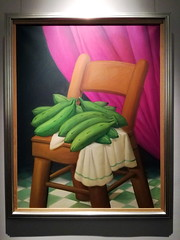 """Bananas On A Chair"" (2000) [Verona - 18 February 2018] (Doc. Ing.) Tags: 2018 verona veneto vr nordest italy botero fernandobotero amo museum exhibition palazzoforti painting picture oiloncanvas stilllife bananasonachair"