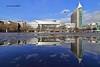 Parque das nações - Lisboa (cpscoa) Tags: portugal lisboa canon parque nações espelho water torre vodafone