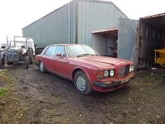 Bentley (Jonny1312) Tags: car tractor ferguson bentley scrap rust cullybackey killyless ballymena mckibbinbros