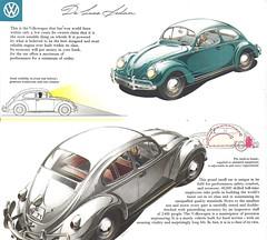 1958 Volkswagen (Hugo-90) Tags: vw volkswagen ads advertising brochure 1958