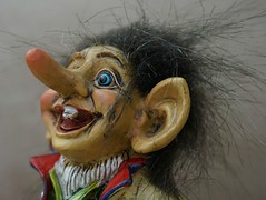 Macro Mondays: Once Upon A Time - Troll (Körnchen59) Tags: macromondays onceuponatime eswareinmal troll körnchen59 elke körner sony