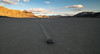 Sailing in the wind (Dan M. Thompson) Tags: racetrack playa desert deathvalley nationalpark nikkor nikon d850 pano panoramic panorama racetrackplaya texture sailingstone rocks mountains sunrise color clouds beauty basin polygon mojavedesert dv california induro wonderpana fotodiox explore inexplore exploration hike rtplaya deathvalleynationalpark