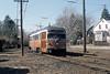 US PA Philadelphia SEPTA-PSTC Red Arrow 24 St Louis Streamliner 2-1981 (David Pirmann) Tags: pa pennsylvania philadelphia septa redarrow pstc philadelphiasuburbantransco stlouisstreamliner stlouiscarco streamliner train trolley tram transit railroad
