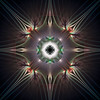 Sixty-Four (Luc H.) Tags: sixty four abstract abstrait fractal graphic graphism digital symmetry