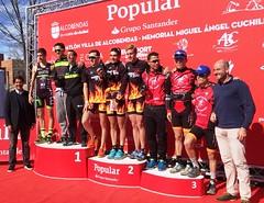 El team clavería en el Cto Aragonés y madrileño de duatlon 11