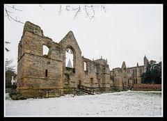 Bishops Palace Ruins (veggiesosage) Tags: southwell bishopspalace nottinghamshire aficionados gx20 grade1listed